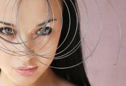 Eri kasvonmuodoille sopivat hiustyylit